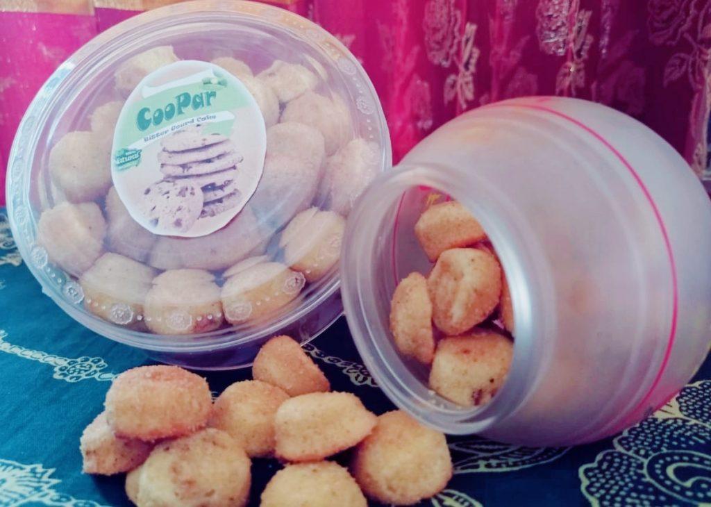 CooPar (Cookies Pare), salah satu produk mahasiswa STKIP PGRI Jombang yang lolos KBMI tahun 2020